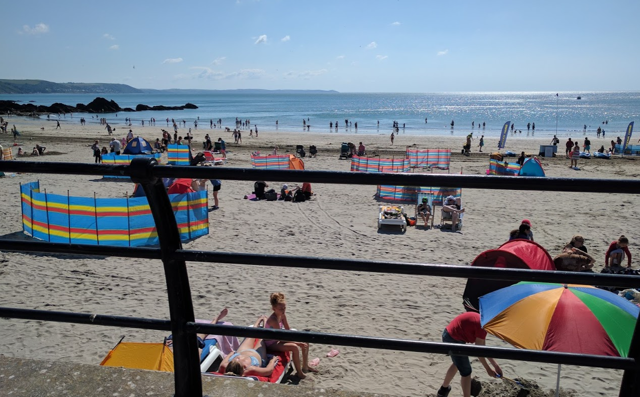 Best Beaches Near Looe Cornwall