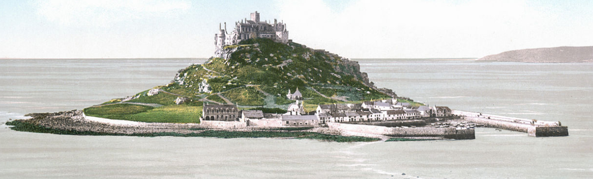 St Micheal Mount